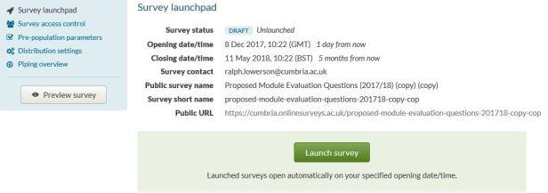 BOS_Launch_Survey
