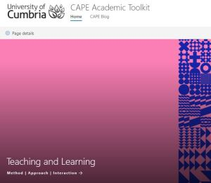 Academic toolkit image